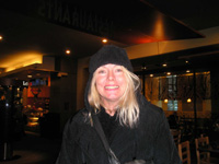 Ann Diamond - award-winning Montreal writer of fiction, poetry and journalism